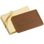 3 oz Custom Chocolate in Gift Box