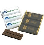 3 2.25 oz Chocolate Bar Gift Set
