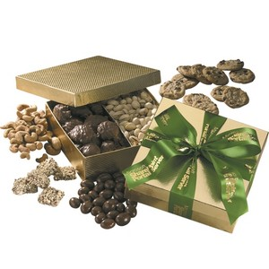 Gift Box with Chocolate Golf Balls