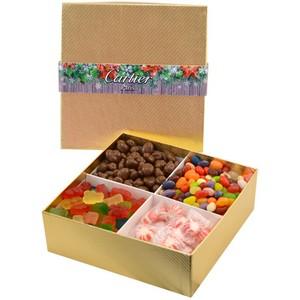 Large 4 Way Candy Gift Box