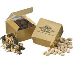Gift Box with Chocolate Covered Peanuts