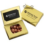 Business Card Box withChocolate Covered Peanuts