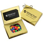 Business Card Box with M&M's