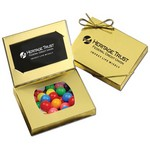 Business Card Box with Gumballs
