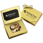 Business Card Box with Trail Mix
