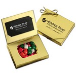 Business Card Box with Mini Chicklets Gum