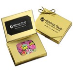 Business Card Box with Conversation Hearts