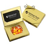 Business Card Box with Candy Corn
