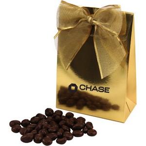Gable Box with Chocolate Raisins