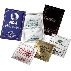 Hand Sanitizer Gel Packets (USA MADE)
