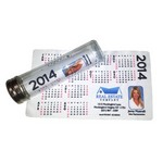 Calendar Microfiber Cloth - Tube