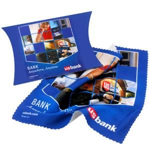 Microfiber Cloth 6x6 in Pillow Box