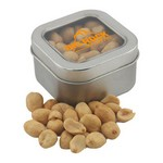 Window Tin with Peanuts