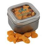 Window Tin with Goldfish