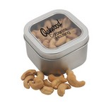 Window Tin with Cashews