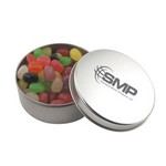Round Tin with Jelly Beans