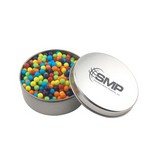 Round Tin with Mini Jawbreakers
