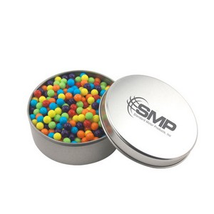 Round Tin with Mini Jawbreakers