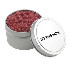 Round Tin with Red Hots