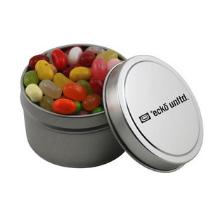 Round Tin with Jelly Bellies