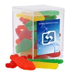 Acrylic Box with Swedish Fish