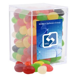 Acrylic Box with Jelly Beans