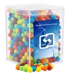 Acrylic Box with Mini Jawbreakers
