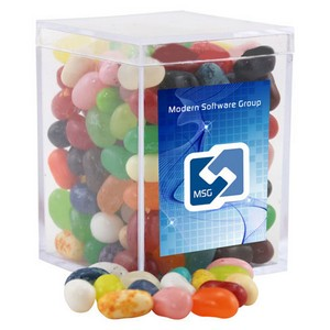 Acrylic Box with Jelly Bellies