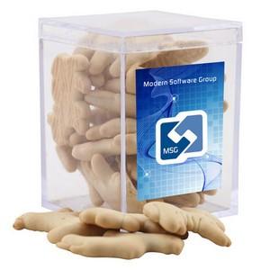Acrylic Box with Animal Crackers