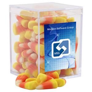 Acrylic Box with Candy Corn