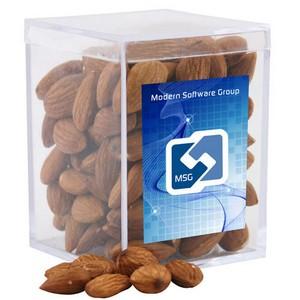 Acrylic Box with Almonds
