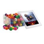 Acrylic Box with Gumballs