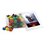 Acrylic Box with Peanut M&M's