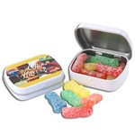 Mini Hinged Tin- Sour Patch Kids