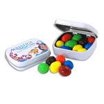 Mini Hinged Tin- Peanut M&M's