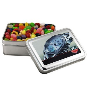 Tin with Jelly Bellies