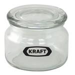 Glass Jar Empty