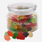 Jar with Gummy Bears