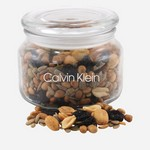 Jar with Trail Mix