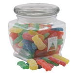 Jar with Sour Patch Kids