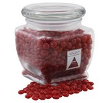 Jar with Red Hots