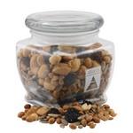 Jar with Trail Mix