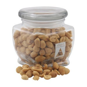 Jar with Peanuts