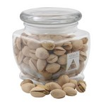 Jar with Pistachios