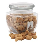 Jar with Cashews
