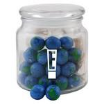 Jar with Chocolate Globes