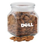 Jar with Almonds
