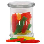 Jar with Swedish Fish