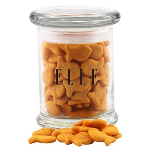 Jar with Goldfish
