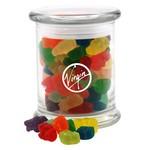 Jar with Gummy Bears